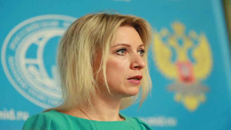 الخارجية الروسية: الإعلام الأجنبي ينشر مزاعم كاذبة عن العملية في سوريا