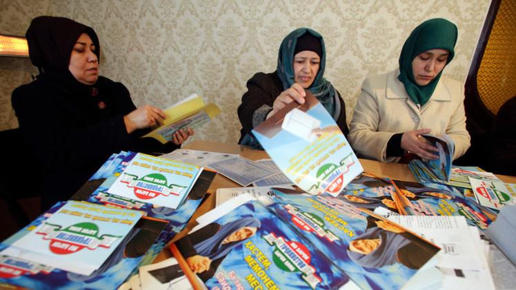 طاجيكستان تحظر حزبا إسلاميا شرعيا وحيدا بالمنطقة وتتهم قيادته بالتمرد