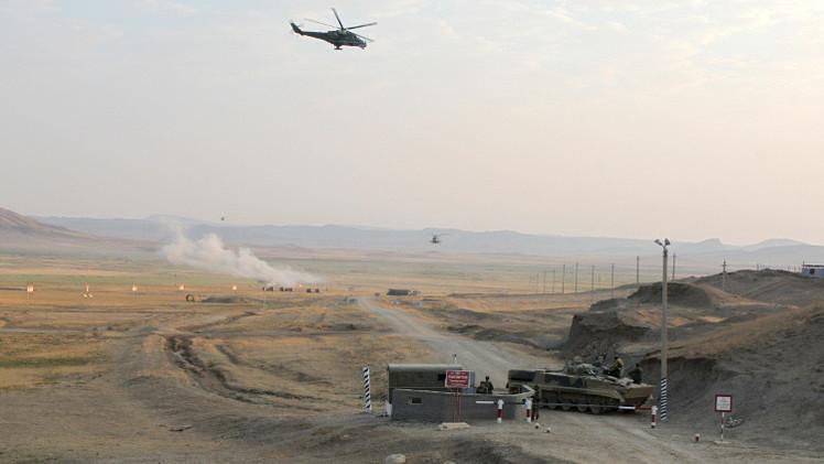 بدء تدريبات تكتيكية بمشاركة ألفي عسكري في داغستان
