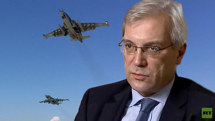 موسكو: الغرب يستغل حادث اختراق المجال الجوي التركي لتشويه أهداف عمليتنا بسوريا