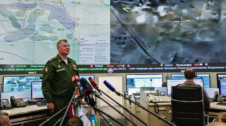 موسكو تتجه لقبول مقترحات واشنطن للتنسيق ضد داعش في سوريا