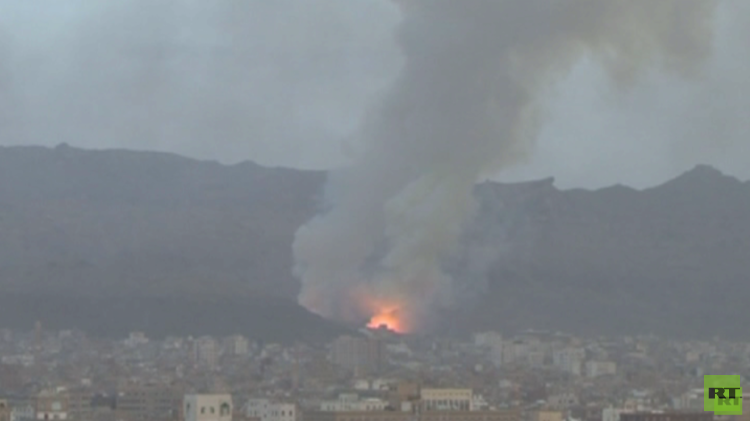 اليمن.. مقتل أكثر من 50 شخصا في قصف استهدف حفل زفاف جنوب صنعاء (فيديو)