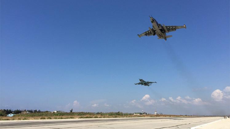 الغارات الجوية الروسية في سوريا مستمرة في إخافة الغرب