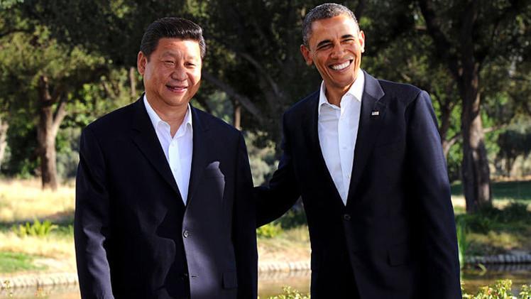 واشنطن تدخل في نزاع اقليمي مع بكين