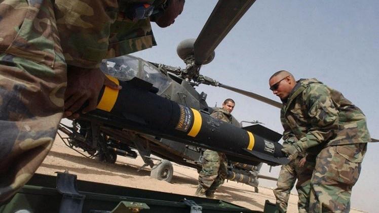 واشنطن تمد الجيش اللبناني بشحنة من قذائف