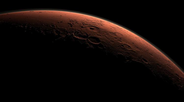 أدلة جديدة على وجود بحيرات قديمة في المريخ