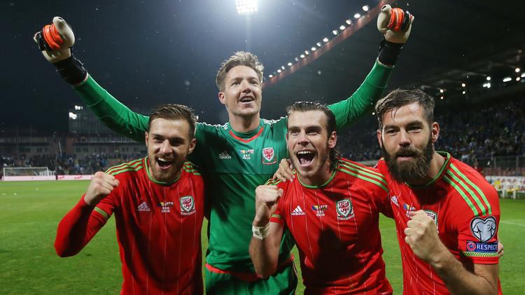 ويلز تسطر تاريخ كأس الأمم الأوروبية وترافق بلجيكا إلى
