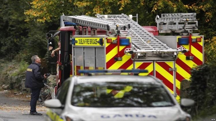 حريق في دبلن يودي بحياة 10 أشخاص بينهم 5 أطفال