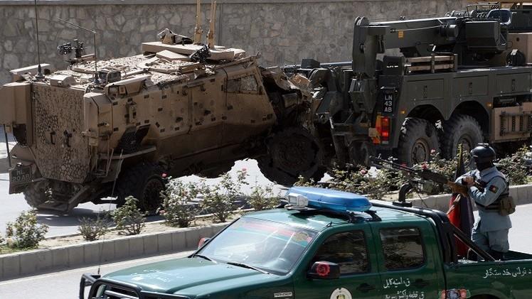 طالبان تتبنى هجوما ضد قوات الناتو في كابل