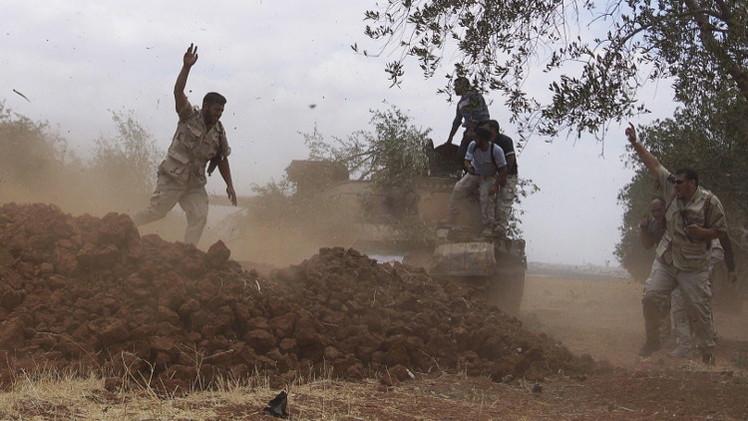 مصدر عسكري سوري: الجيش يقترب من مشارف محافظة إدلب