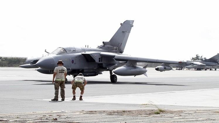 بريطانيا تنفي السماح لطياريها باستهداف طائرات روسية في العراق