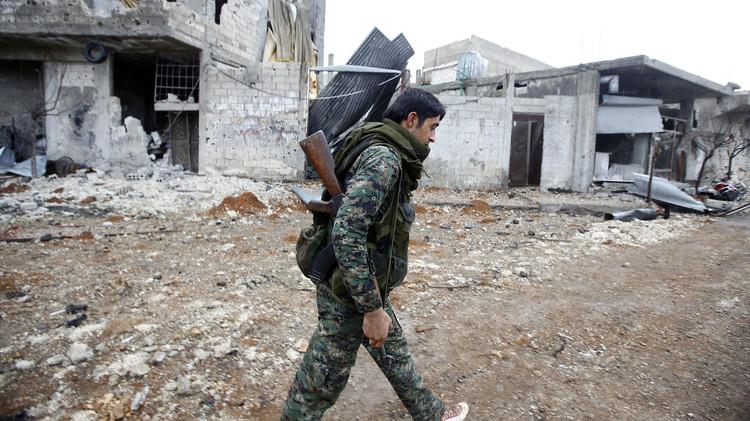 سوريا.. تحالف عسكري جديد لقتال
