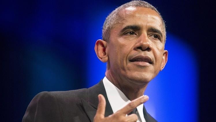 أوباما: علمنا بالعملية الروسية بسوريا ولا نخطط لعملية عسكرية هناك