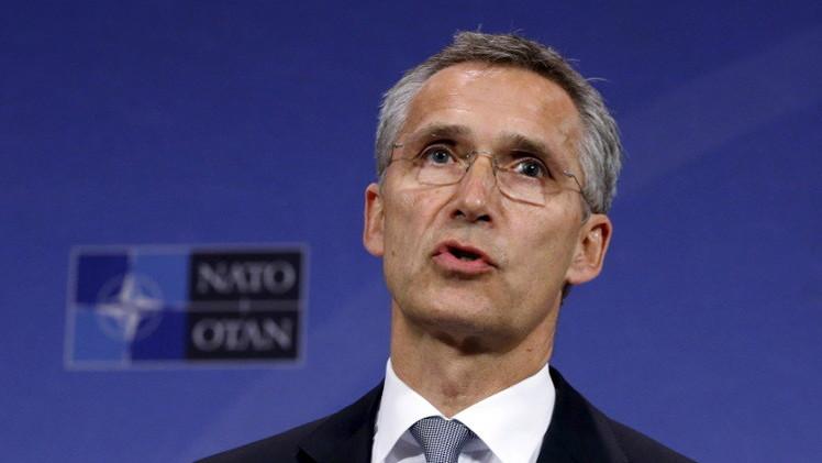 الناتو: روسيا قادرة على لعب دور بناء في مكافحة