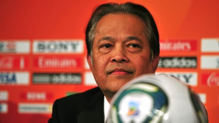 فضائح الفيفا.. لجنة الأخلاق توقف التايلاندي ماكودي