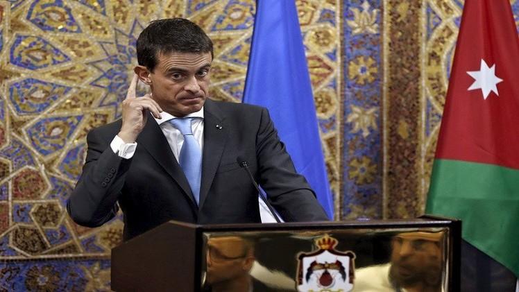 باريس تعلن احتمال مقتل فرنسيين بغاراتها على سوريا