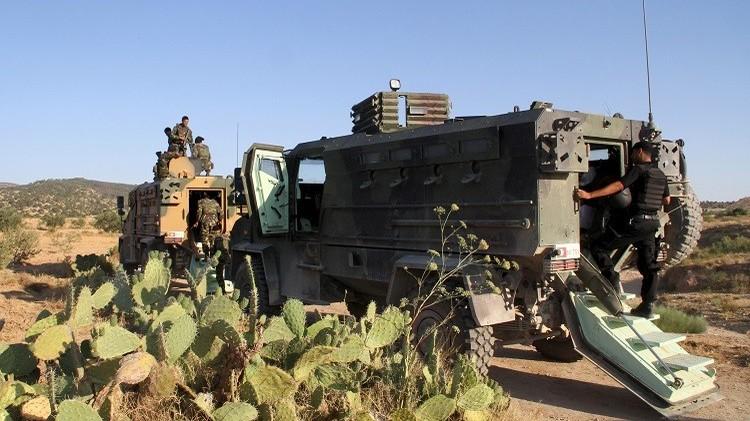 أ ف ب: مقتل جنديين تونسيين وإصابة 4 في اشتباكات مع مسلحين