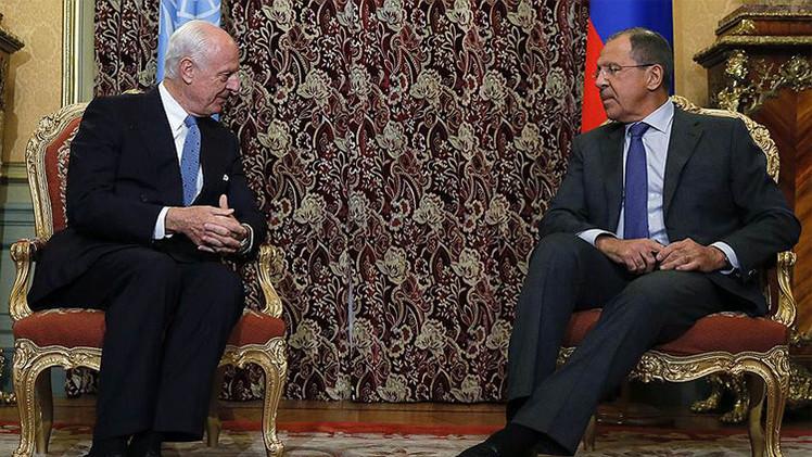 المعارضة السورية تحبط المفاوضات السلمية
