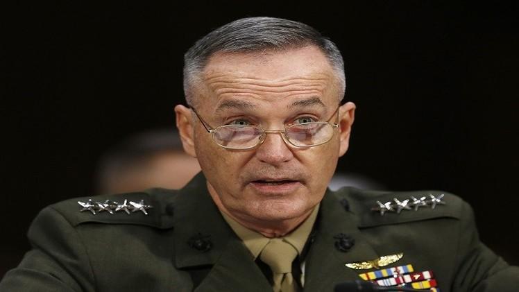 رئيس الأركان الأمريكية يزور إسرائيل لمناقشة المساعدات العسكرية الأمريكية لها