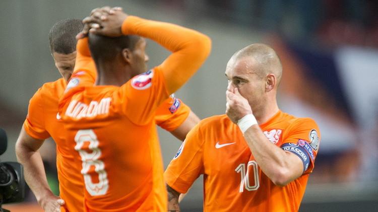 تصفيات اليورو.. هولندا تودع وتركيا تتأهل للنهائيات .. (صور)