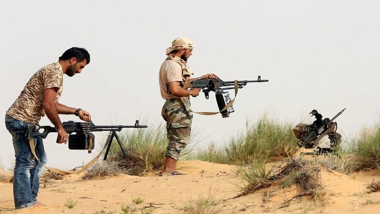 الإفراج عن 57 تونسيا احتجزوا في صبراتة الليبية