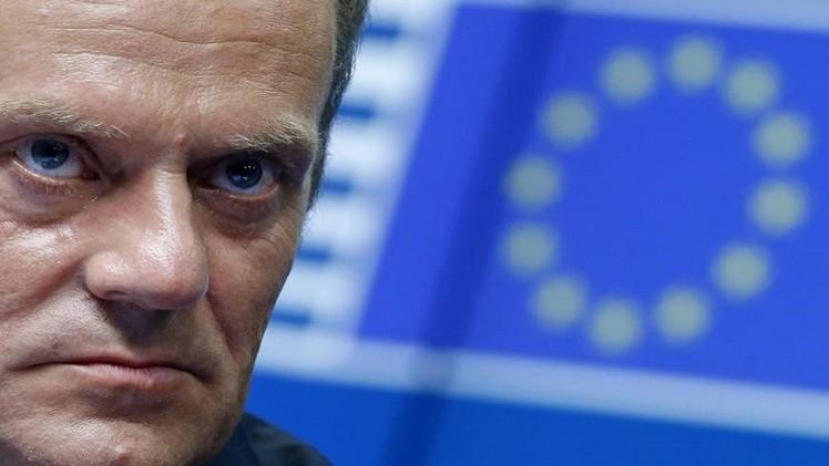 المجلس الأوروبي يخير تركيا بين تقليص عدد اللاجئين أو إلغاء امتيازات