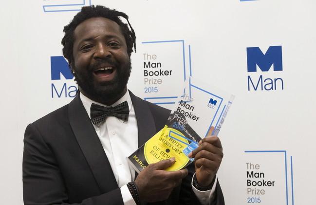 الكاتب الجامايكي مارلون جيمس يفوز بجائزة