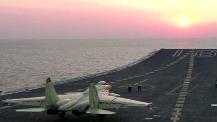 الصين تنفي أنباء عن احتمال إرسالها حاملة طائرات