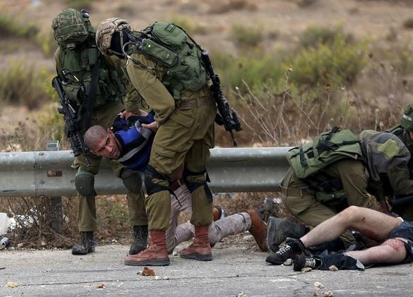 الحرب الإلكترونية الإسرائيلية ضد الدم الفلسطيني