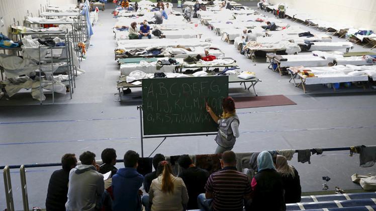 وزير ألماني: الإنفاق على اللاجئين بمثابة حزمة تحفيز للاقتصاد