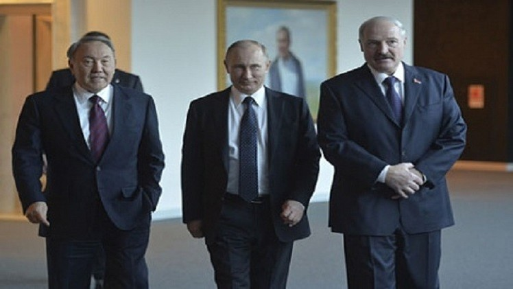 روسيا في المجال الأوراسي