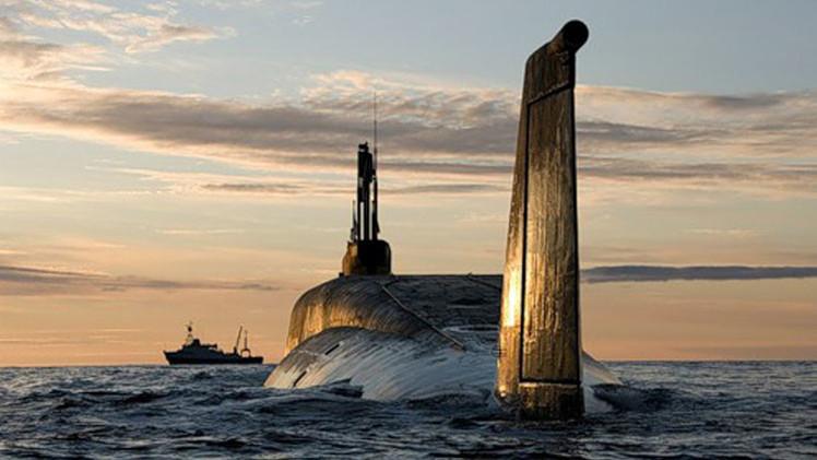 الغواصة الذرية الاستراتيجية الحاملة للصواريخ