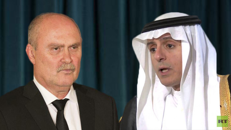 الجبير: حريصون على دعم المعارضة السورية