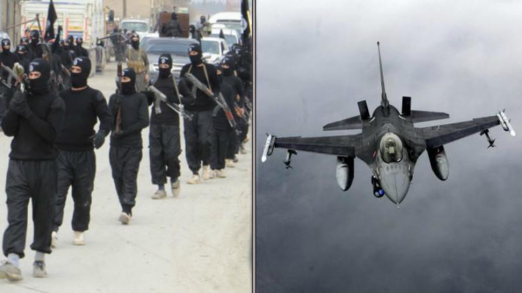 تهديدات داعش والناتو