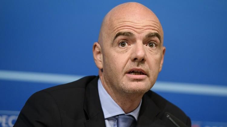 الاتحاد الأوروبي : بلاتيني لا يزال مرشحا لرئاسة الفيفا