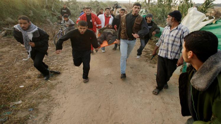 الجيش الإسرائيلي يصيب 11 فلسطينيا.. وواشنطن تعتبر خطوات تل أبيب دفاعا عن النفس