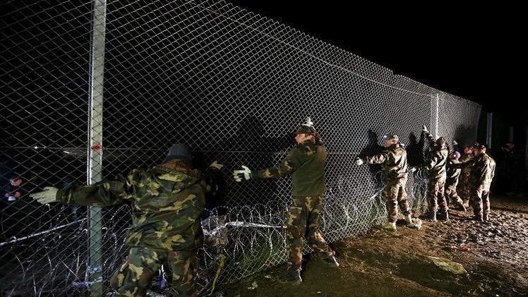 لوقف تدفق اللاجئين.. تركيا ترفض عرضا ماليا أوروبيا وهنغاريا تغلق حدودها مع كرواتيا