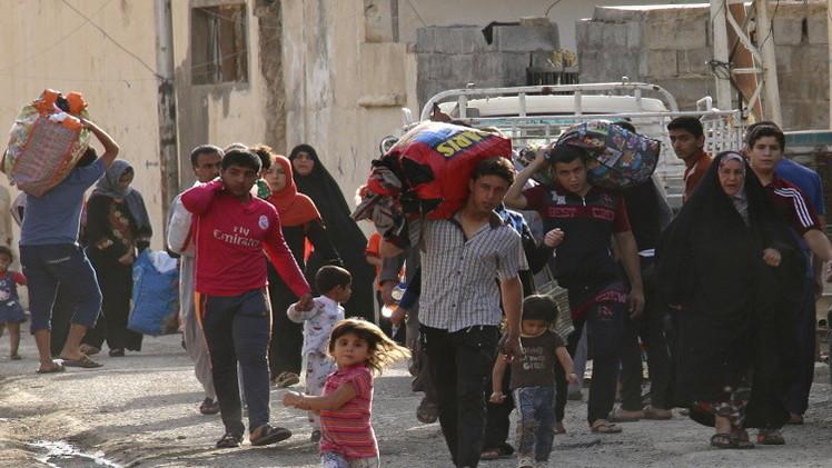 منظمة الهجرة الدولية: عدد النازحين في العراق يرتفع إلى 3.2 مليون