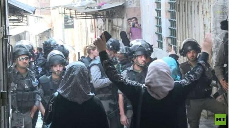 إسرائيل ترفض إرسال قوات دولية إلى الحرم القدسي