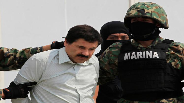 ملك المخدرات يخدع الأمن المكسيكي مجددا