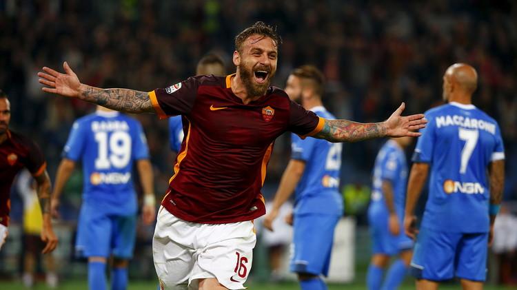 الدوري الإيطالي.. روما يهزم إمبولي وتعادل تورينو مع ميلان (فيديو)