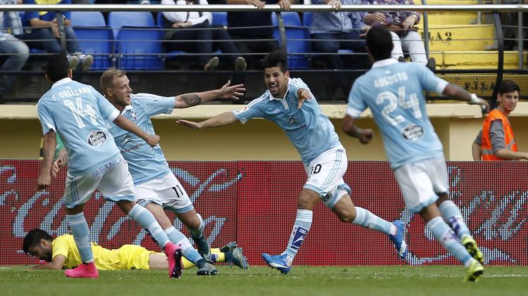 الدوري الإسباني.. سلتافيغو يقلب الطاولة على فياريال وأتلتيكو يستعيد توازنه على حساب سوسييداد (صور)