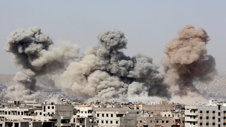 إنهم يريدونها حربا طائفية في سوريا