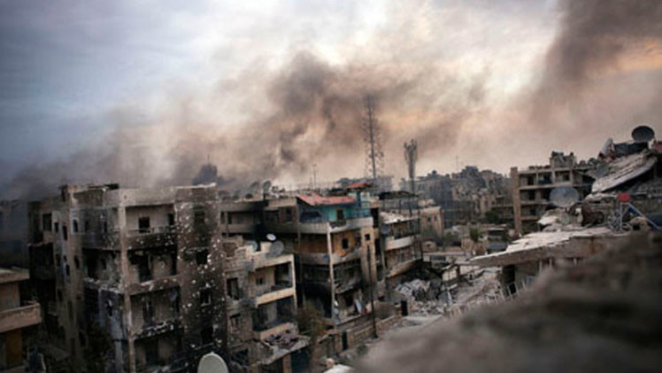 الجبهة المعادية لروسيا في سوريا