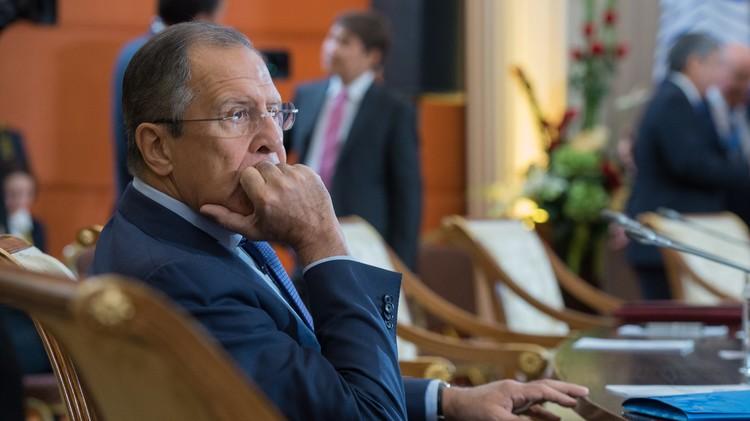 لافروف: موسكو مستعدة لاستضافة مزيد من المفاوضات بين الخرطوم وجوبا