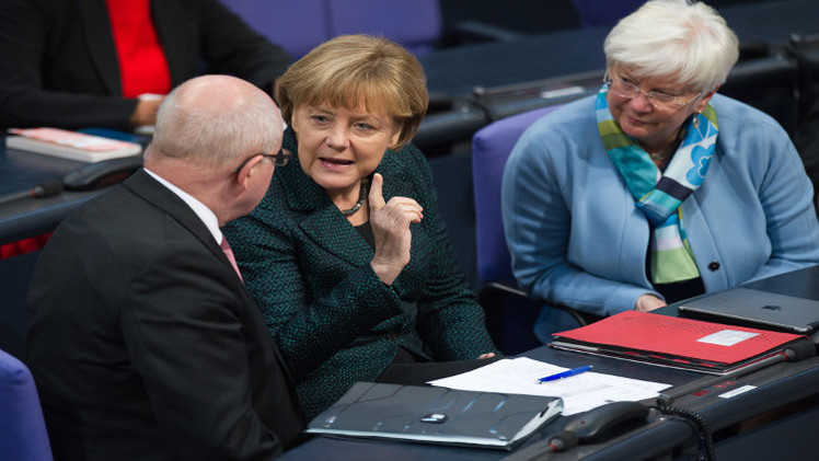 حلفاء ميركل في الكتلة الحاكمة يعلنون رفضهم لانضمام تركيا إلى الاتحاد الأوروبي