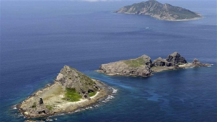 اليابان تزيد من طلعاتها الجوية تخوفا من توغل صيني
