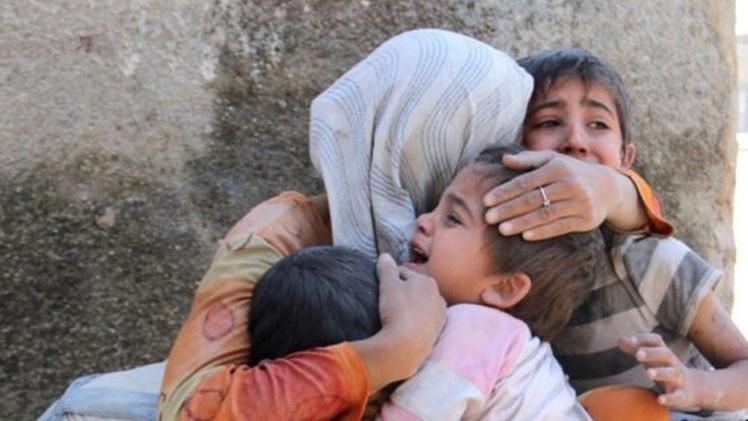 تفاقم الأزمة الإنسانية في سوريا  بسبب ارتفاع حدة المعارك