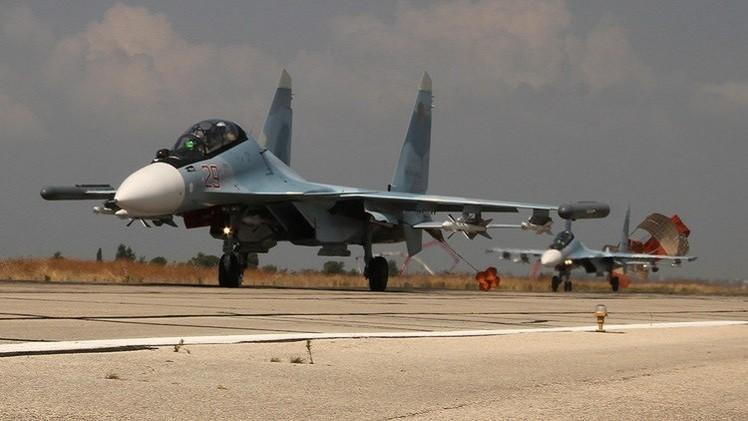 الطائرات الروسية تقض مضجع العثمانيين الجدد