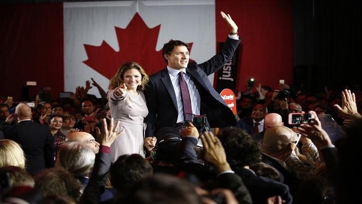 كندا.. الليبراليون يسقطون حكومة هاربر في الانتخابات البرلمانية